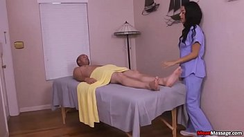 Maya Bijou The Hot Massage Babe Squirts Man Goo thumbnail