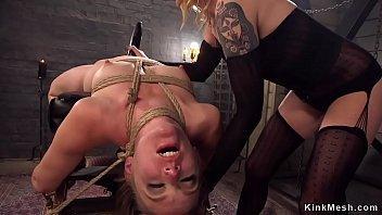 Two lesbians anal bangs blonde lezdom