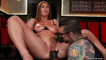 Alt master anal fucks busty tied slave