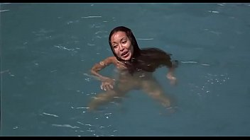The Man With the Golden Gun: Sexy Skinny Dipping Girl GIF thumbnail