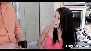 Really small teen pussy Alaina Kristar 6 91