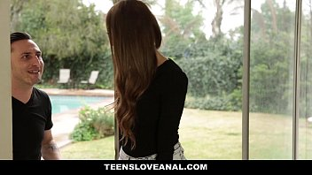 TeensLoveAnal - Horny Holly Ass Fucked By Her Sisters BF