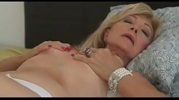 Lusty Granny 58yrs — more videos on girls-cam.site