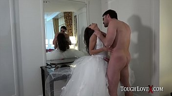 Hairy tough girls - Toughlovex jynx maze cheats before her wedding