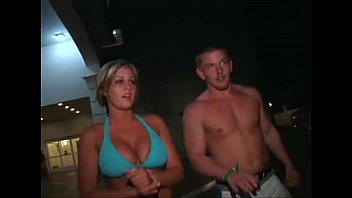 College Blonde with Big Tits gets Picked up and Fucked - seductivegirlcams.com
