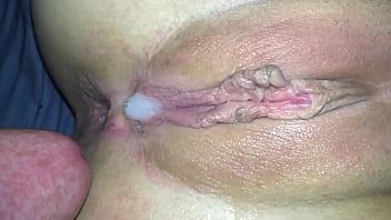 Closeup Fingering  & Fuck Meaty Pussy Creampie Amateur MalloryA