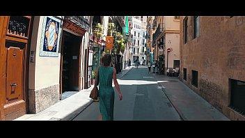 TRAVEL SHOW ASS DRIVER - Valencia with Sasha Bikeyeva Part1. Centre city