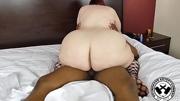 Thick PAWG BBW Fucks A Long Black Cock