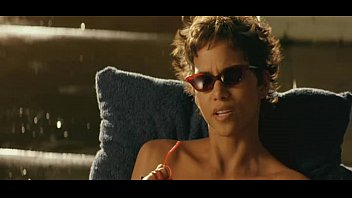 Halle berry breast photos Halle berry in swordfish
