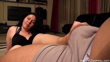 Mom jerks sons cock mpegs - Alisa stepmom handjob video