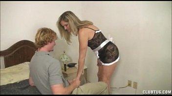 Maid Blowjob