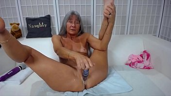 Horny asian girl masturbates talks - Adept sassy mature leilani dirty talking and gets cream