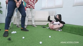 Anal Prowess, Anna de Ville deviant evolution with Balls Deep Anal, DAP, Gapes, Buttrose and Swallow GIO1463