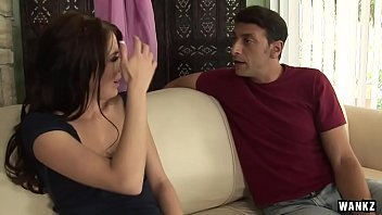 WANKZ- Kelly Klass Uses Her Hot Slippery Mouth