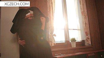 Crazy bizzare porn with catholic nuns and the monster! Vorschaubild