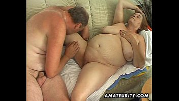 Mature amateur couples Chubby mature amateur wife sucks and fucks
