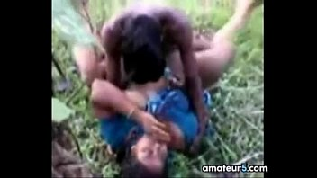 Thick Indian Fucked Hard In The Forest