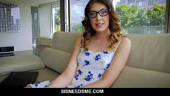 Free innocent teen xxx Foreign step-sis loses innocence