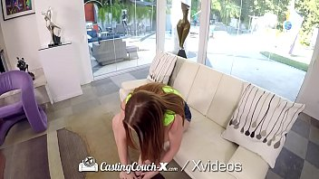CASTINGCOUCH-X Bubbly Red Head Fucked By Casting Agent