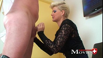 Young girl switzerland porn - Blonde scarlet young fucked by dildo salesman
