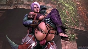 FapZone // Ivy Valentine (Soul Calibur IV)