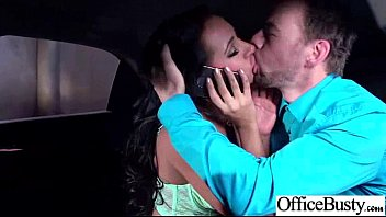 Cute Office Girl (amia miley) Get Hard Style Action video-04