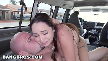 BANGBROS - Big tits pornstar Karlee Grey fucked on the Bang Bus (bb13539)