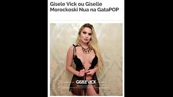 (Gisele Vick Nua Na Revista GataPop) http://yamechanic.com/5TBB