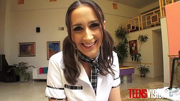 Anal Schoolgirl Ashley Adams