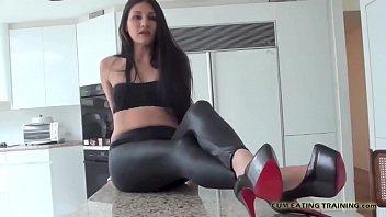 Making you eat your cum makes me so frisky CEI