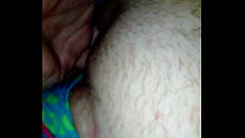Wet Girlfriend Pussy Fingered While S.