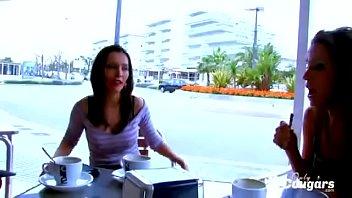 Spanish Milf Sara Glock Has Her Big Culo Spanked Red