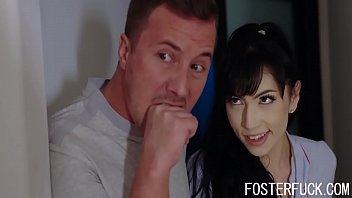 Foster Brother And Sister Join Parents For Gangbang- Becky Bandini, Judy Jolie