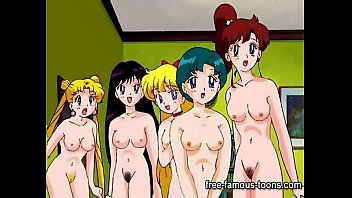 Sailor moon naked video Sailormoon lesbian hentai
