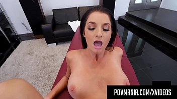 Massage handjob photos Povmania - hot silvia saige face cunt fucked by miles long