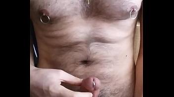 urethral sounding masturbation cum