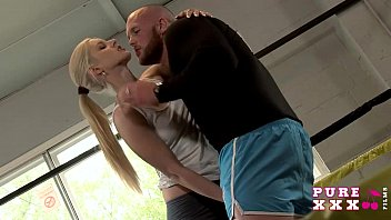 Vintage lunch box buy Pure xxx films horny teen fucks the boxing instructor