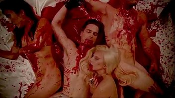 Trinity blood esther naked Lady gaga matt bommer blood orgy american horror story hotel