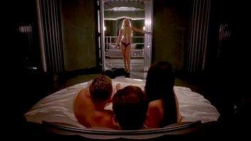 Lady Gaga & Matt Bommer Blood Orgy American Horror Story Hotel