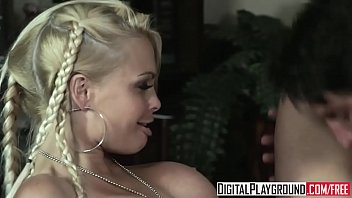 Blonde schoolgirl (Jesse Jane) fucks her teacher - Digital Playground