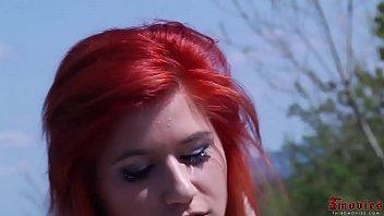 Redhead Slut Anal Fucked