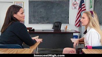 Innocenthigh- Best Friends Have Threesome With Teacher