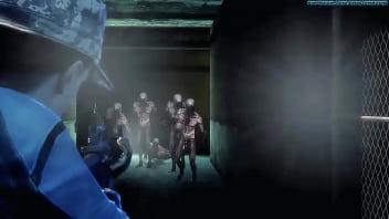 Jill S Zombie Gangbang Rule 34 Animated-Jills-Zomb
