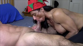 Tis the season for a blowjob indonesia porn