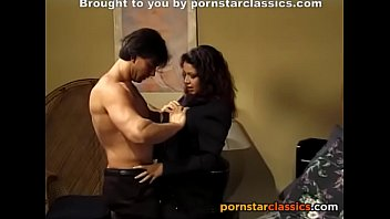 Classic pornstar eats ass and pussy and fucks hottest babe