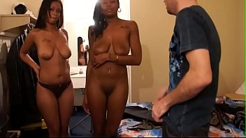 Teen mission Black girl is bent over and fucked in her bed