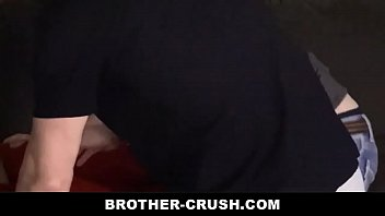Horny Young Twinks Sucking And Riding Big RAW Stepbrother's Cock - BROTHER-CRUSH.COM