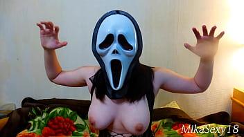 i fucked my scream -Mikasexy18