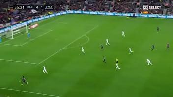 5 polvo del Barcelona al Madrid