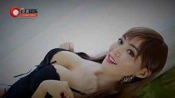 Pan Chunchun hot Chinese girl with huge boobs